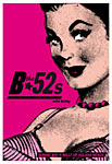 Scrojo The B-52s Poster
