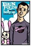 Scrojo Ben Folds Poster