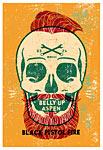 Scrojo Black Pistol Fire Poster