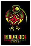 Scrojo The Black Seeds Poster