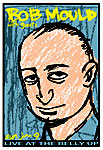 Scrojo Bob Mould Poster