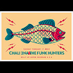 Scrojo Chali 2na and the Funk Hunters Poster