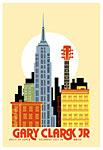 Scrojo Gary Clark Jr. Poster