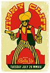 Scrojo Jimmy Cliff Poster