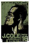 Scrojo J. Cole Poster