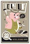 Scrojo Sayvinyl Poster