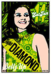 Scrojo Super Diamond Poster