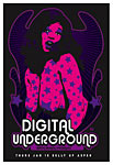 Scrojo Digital Underground Poster