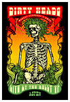 Scrojo Dirty Heads Poster