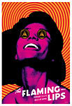 Scrojo The Flaming Lips Poster