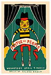 Scrojo Foster the People Poster