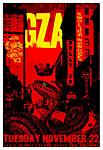 Scrojo GZA Poster