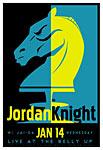 Scrojo Jordan Knight Poster