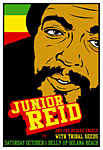 Scrojo Junior Reid and the Reggae Angels Poster