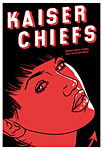 Scrojo Kaiser Chiefs Poster