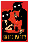 Scrojo Knife Party Poster