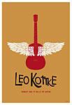 Scrojo Leo Kottke Poster