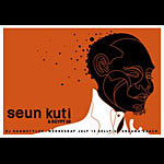 Scrojo Seun Kuti and Egypt 80 Poster