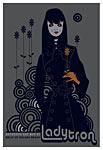 Scrojo Ladytron Poster