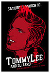 Scrojo Tommy Lee Poster