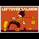 Scrojo Leftover Salmon Poster