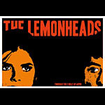 Scrojo The Lemonheads Poster