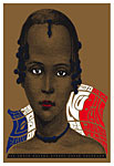 Scrojo Les Nubians Poster
