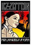 Scrojo Lez Zepplin Poster