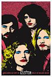 Scrojo Lez Zeppelin Poster