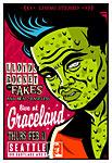 Scrojo Lloyds Rocket Poster
