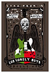 Scrojo Los Lonely Boys Poster