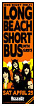 Scrojo Long Beach Shortbus Poster