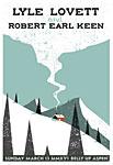 Scrojo Lyle Lovett Poster