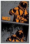 Scrojo M83 Poster