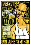 Scrojo M.O.P. Poster