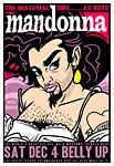 Scrojo Mandonna Poster