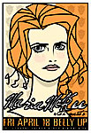 Scrojo Maria McKee Poster