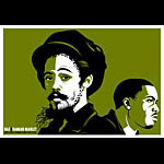 Scrojo Nas and Damian Marley Poster