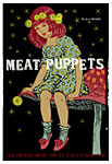 Scrojo Meat Puppets Poster