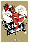 Scrojo Bret Michaels Poster