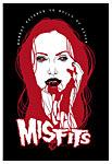Scrojo Misfits Poster
