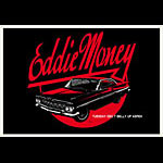 Scrojo Eddie Money Poster