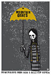 Scrojo The Mountain Goats Poster