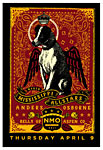 Scrojo North Mississippi Allstars Poster