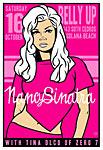 Scrojo Nancy Sinatra Poster