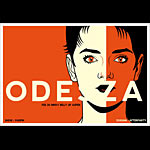 Scrojo Odesza Poster