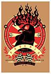 Scrojo Phoenix Poster