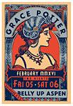 Scrojo Grace Potter Poster