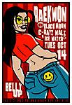 Scrojo Raekwon Poster