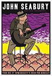 Scrojo John Seabury Poster